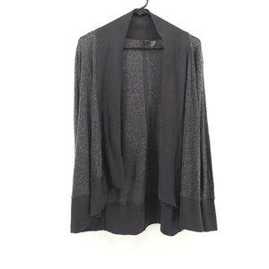 Zella Open Front Cardigan Size Medium